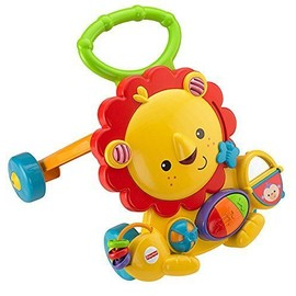 Trotteur Fisher Price L�on