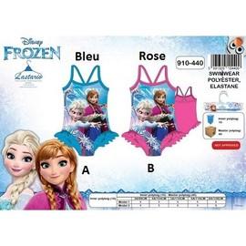 Maillot De Bain La Reine Des Neiges Frozen Disney (Rose Ou Bleu) De 3 � 8 Ans * Neuf L'unit� *