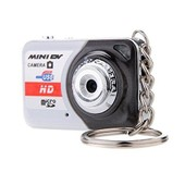 1280P Portable Ultra Cam�ra mini-enregistrement num�rique DV webcam U Disque + 8GSD carte noire