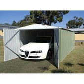 Garage M�tal 17,52 M2 Absco 3060 Foresta