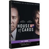 House Of Cards - Saison 4 - Dvd + Copie Digitale de Tucker Gates