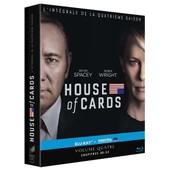 House Of Cards - Saison 4 - Blu-Ray + Copie Digitale de Tucker Gates