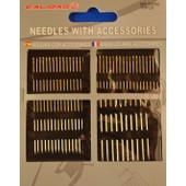 Pochette 70 Aiguilles Sewing Needle Couture N�hnadeln Calidad