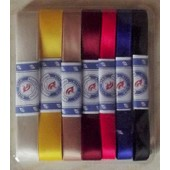 Biais Galon Ruban De Satin 7 * 1 M Couleurs Assorties Couture Mercerie Sewing E