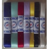 Biais Galon Ruban De Satin 7 * 1 M Couleurs Assorties Couture Mercerie Sewing I