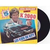 K 2000 Les Kids De Kitt - David Hasselhoff