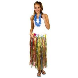 Jupe Hawai Multicolore