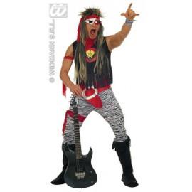 D�guisement Rock Star Homme - 26147 - Large - Port 0�