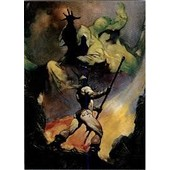 Trading Cards 1991 Frazetta 77 The Norseman