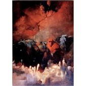 Trading Cards 1991 Frazetta 42 Downward To The Earth