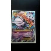 M Mewtwo Ex 63/162 Xy8 Impulsion Turbo Pokemon
