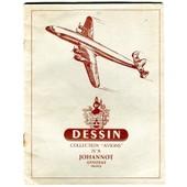 Vintage - Cahier � Dessin - Pour Ecole Primaire