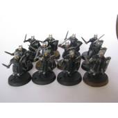 12 Guerriers Du Gondor D�but De Peinture Table Top