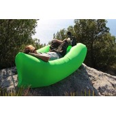 Canap� Pouf Gonflable Type Laybag Lamzac Fatboy Kaisr Camping Plage Matelas