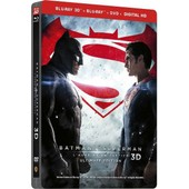 Batman V Superman : L'aube De La Justice - Steelbook Ultimate �dition - Blu-Ray 3d + Blu-Ray + Dvd + Copie Digitale de Zack Snyder