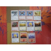 Lot De 11 Cartes Magic The Gathering Collection - Trading Card Game