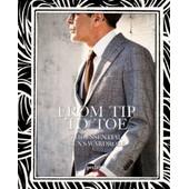 From Tip To Toe : The Essential Men's Wardrobe de Robert Klanten
