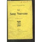 Le Sang Nouveau de andr� lichtenberger