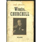 Winston Churchill de l�on lemonnier