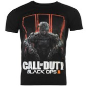 T-Shirt Official Call Of Duty Black Ops 3 Homme
