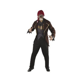 D�guisement Pirate Zombie Homme Taille Xl