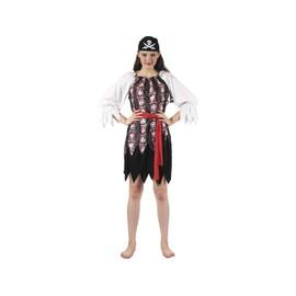 D�guisement Pirate Cr�ne Femmetaille L