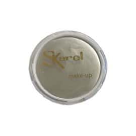 Pot De Maquillage 12 Gr Argent