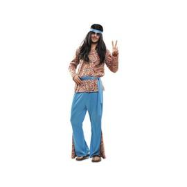 D�guisement Homme L Hippie Psych�d�lique