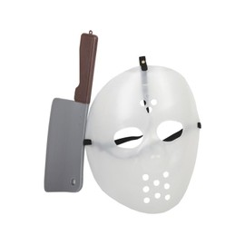 Masque Hockey Avec Hache