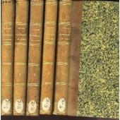Voyage Du Jeune Anacharsis En Grece - En 5 Volumes (Tomes 1 + 2 + 3 + 4 + 5). de BARTHELEMY J.J.