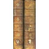 Dictionnaire Francais Illustre Et Encyclopedie Universelle - En 2 Volumes (Tomes 1 Et 2). / Pouvant Tenir Lieu De Tous Les Vocabulaires Et De Toutes Les Encyclop�dies. de DUPINEY DE VOREPIERRE B.
