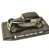 Citroen Traction 11 Al 1/43 Ixo Ap4