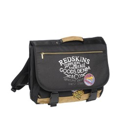 Cartable 41 Cm Redskins Denim Noir