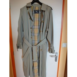 Trench femme Burberrys vintage T 46 Beige, occasion