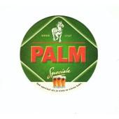 Sous Bock : Bi�re Palm Sp�ciale