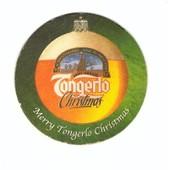 Sous Bock : Tongerlo Merry Christmas