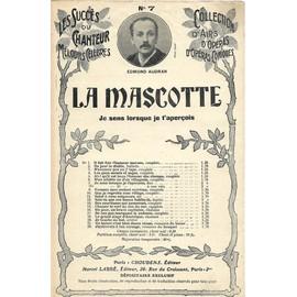 la mascotte-duetto-airs d'opéras comiques n° 7
