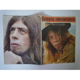 "Partitions JOHN MAYALL ""EMPTY ROOMS"""