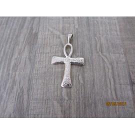 Croix De Vie �gyptienne Argent