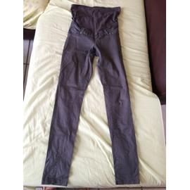 Pantalon Kiabi 36 Gris