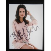 Autographe Torrey Devitto (Vampire Diaries)