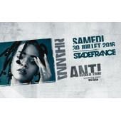 Places Concert Rihanna Stade De France 30-07-2016