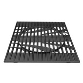 Grille Cuisson Fonte (Cadre+Rond) 3-4 Series Barbecue Campingaz 5010001656