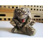 L�viathan Ancienne Figurine En R�sine Peinte � La Main