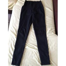 Pantalon Kiabi 36 Noir