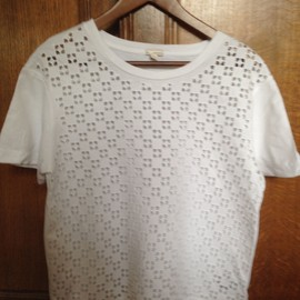 T Shirt Broderies Gap Taille M