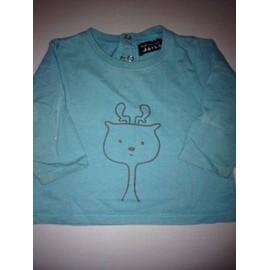 T-Shirt Manches Longues Tout Compte Fait - Taille 6 Mois