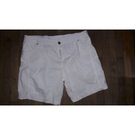 Short M&s Mode Synth�tique 48 Blanc