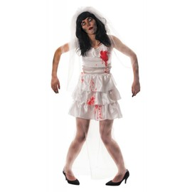 Costume Mariee Zombie