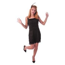 Costume Ann�es Folles Noir